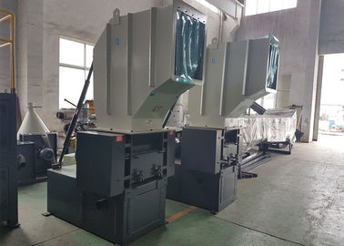 PP Pipe Plastic Crusher Machine 30KW AC Motor For Waste Plastic Recycling