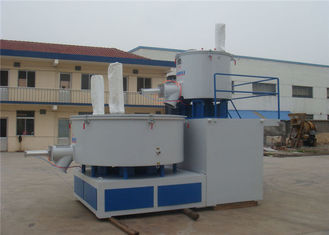 High Rotated Speed Plastic Mixer Machine 380V 47 Kw Total Volume 500 / 1000L