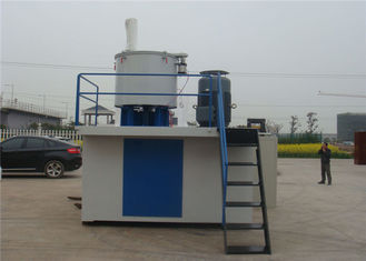 Low Rotated Speed Plastic Mixer Machine Long Service Time For Pvc Compounding