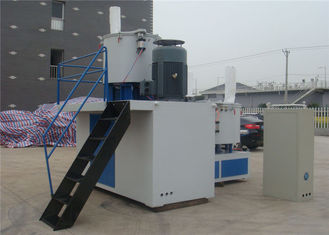 High Capacity Pvc Compounding Mixer , High Speed Mixture Machine Energy Saving