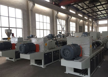 Auotmaitc PE Pipe Extrusion Line Making Machine Output 1000 Kg / H Pipe Range 500 - 800mm