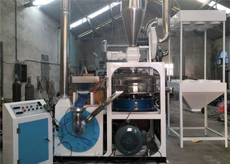 China High Capacity Plastic Grinding Machine , Large Scale Pvc Pulverizer Machine supplier