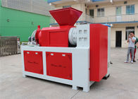 Woven Bags Plastic Dewatering Machine Washed Materials Squeezing Dryer 132kw  800kg / H
