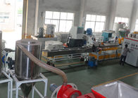 HDPE / LDPE  Plastic Pelletizing Line Waste Recycling Granulating Machine Long Service Life