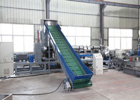 Customized Plastic Pelletizing Line HDPE Pellet Recycle Machine Low Electricity Consumption