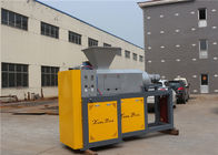 Automatic PE Film Plastic Dewatering Machine 90kw Capacity 500kg / H Stable Performance