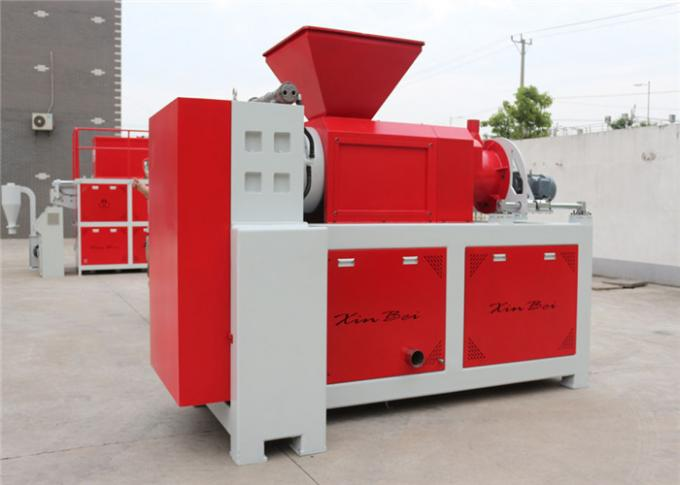 High Efficiency Plastic Scrap Dryer Machine , Large Capacity Plastic Recycling Line