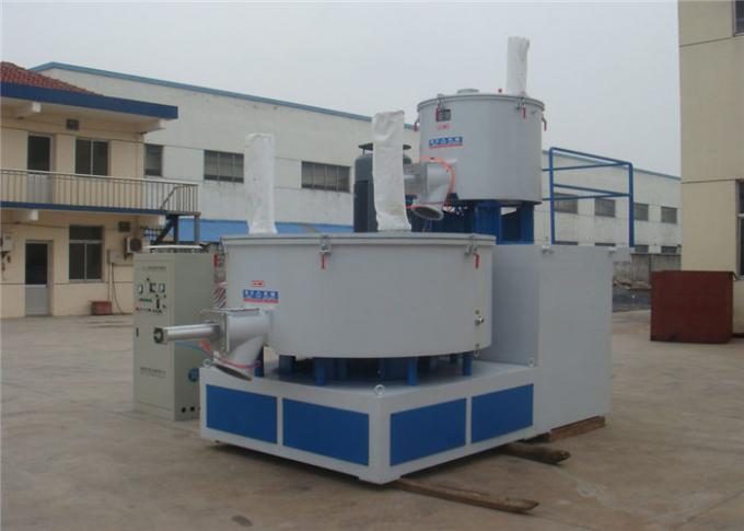 Raw Material Plastic Mixer Machine Low Electricity Consumption Long Durability